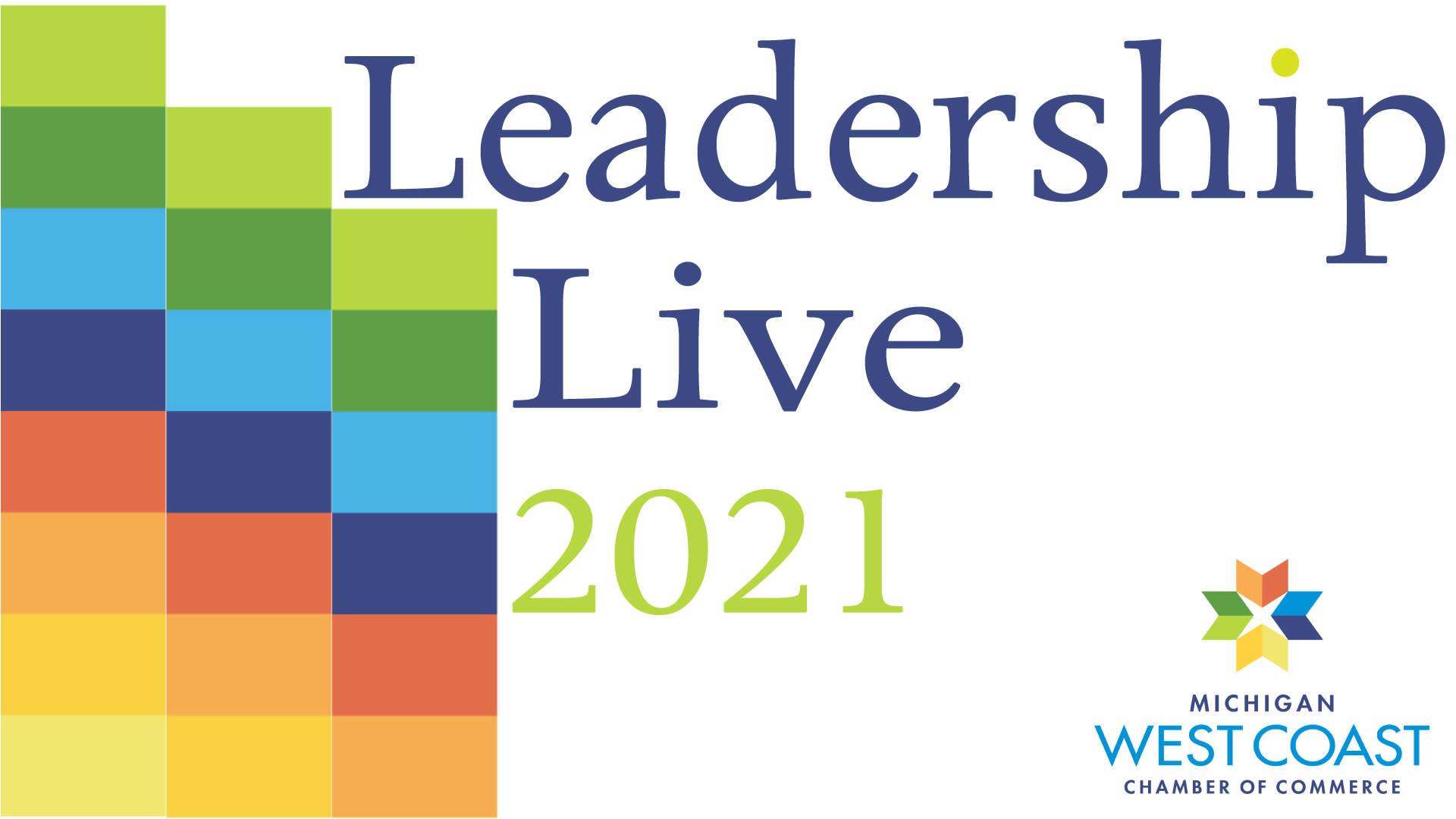Leadership Live 2021 Logo