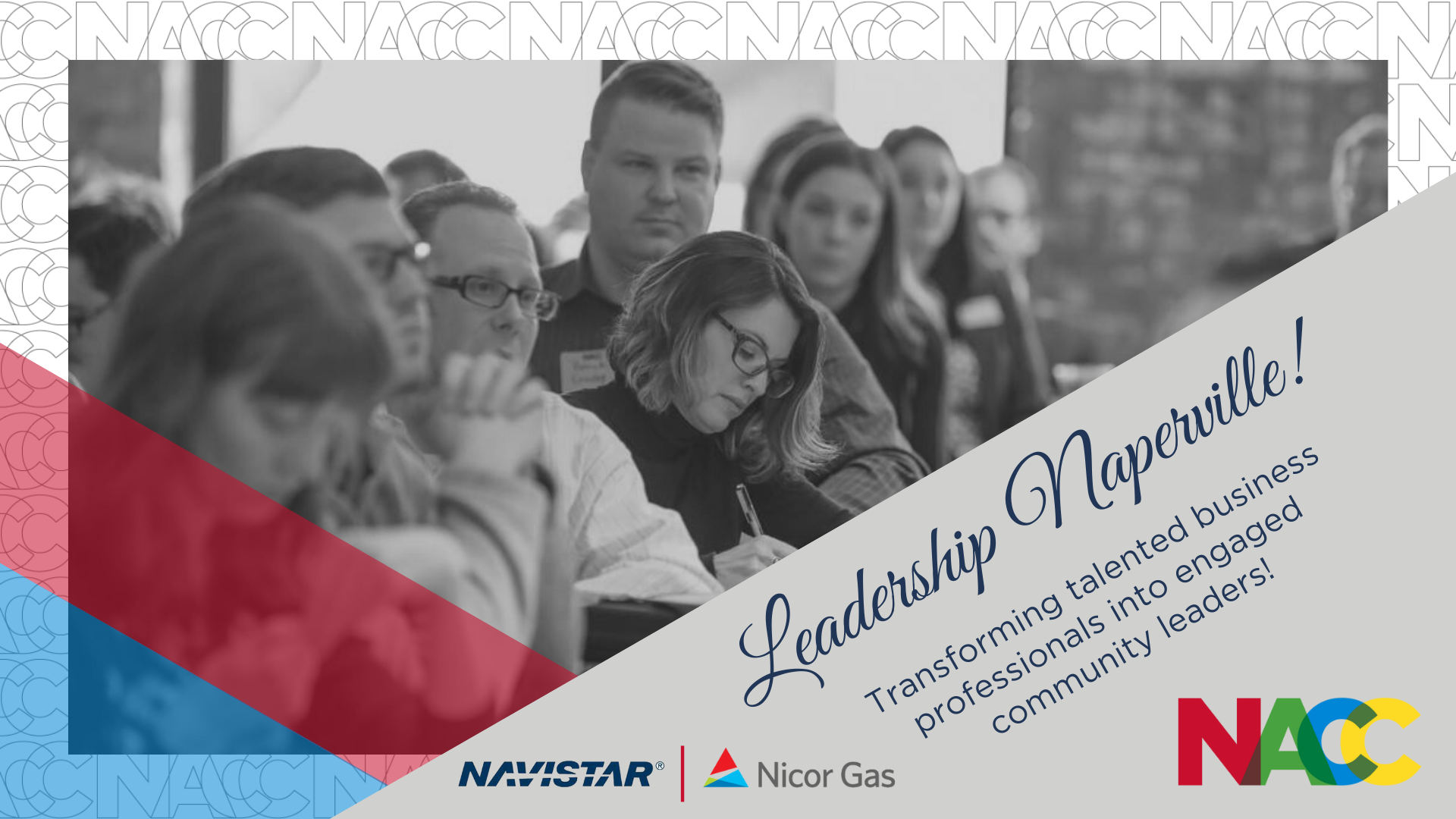 Leadership Naperville presented by the Naperville Area Chamber of Commerce