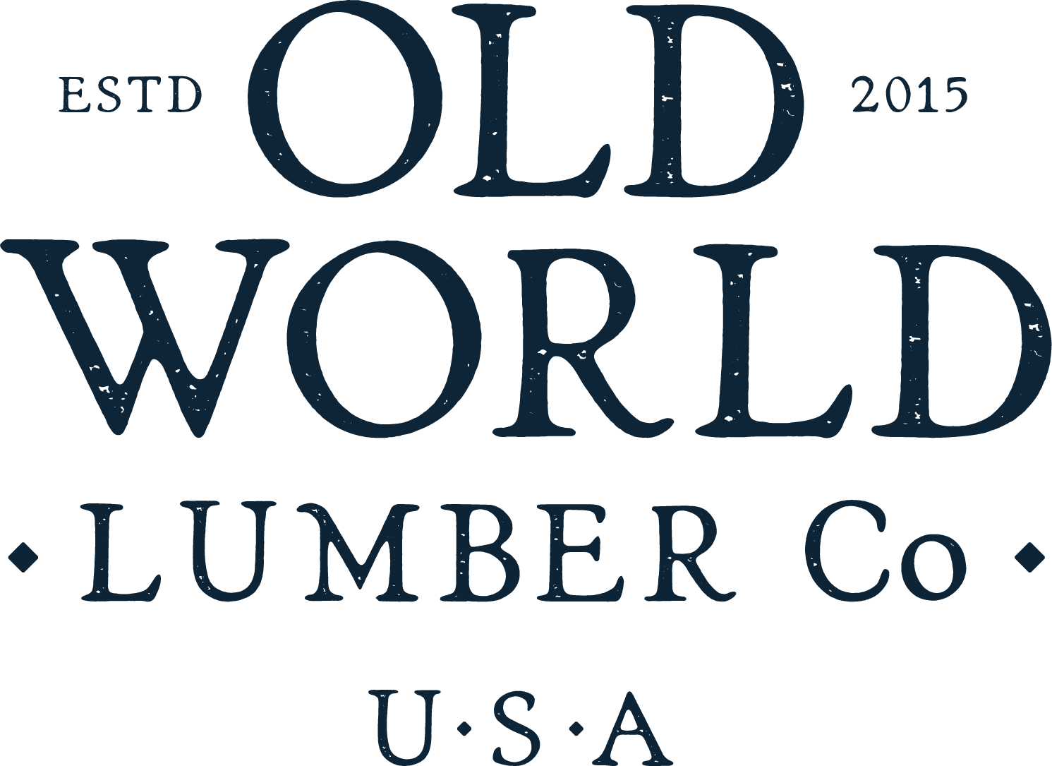 Old World Lumber Company