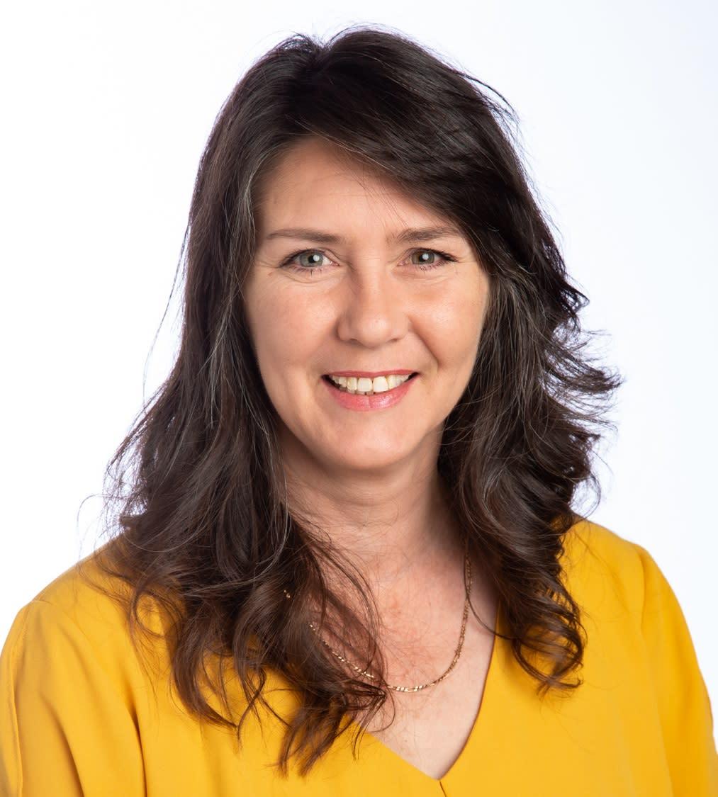 Sarah J Simpson, CPB