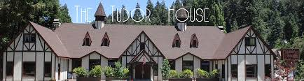 The Tudor House in Lake Arrowhead