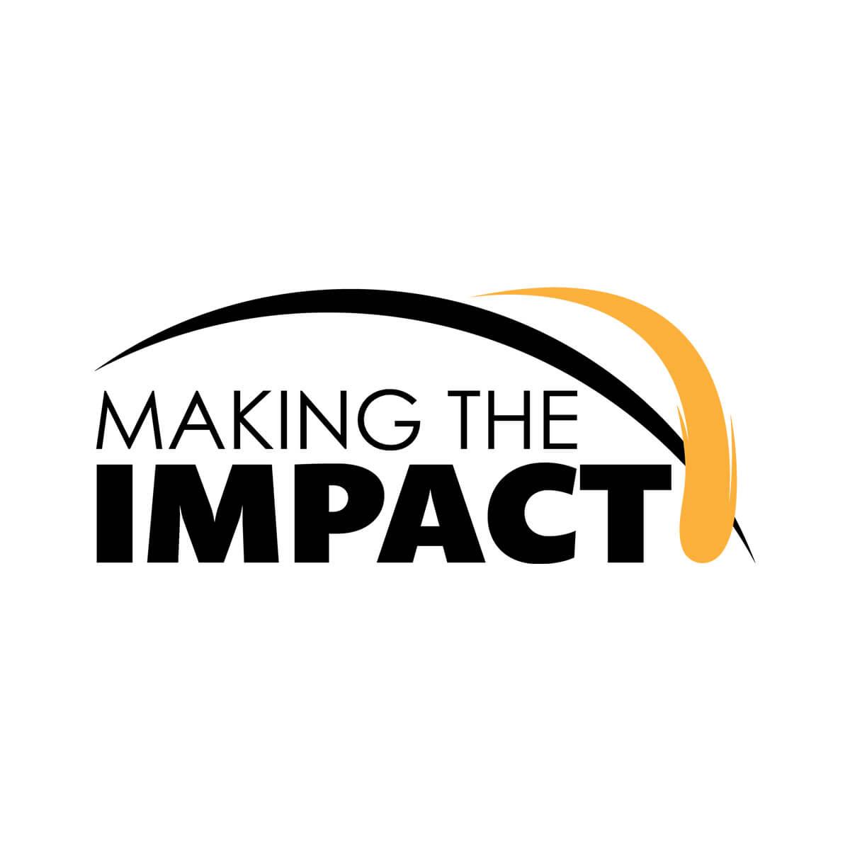Making The Impact logo
