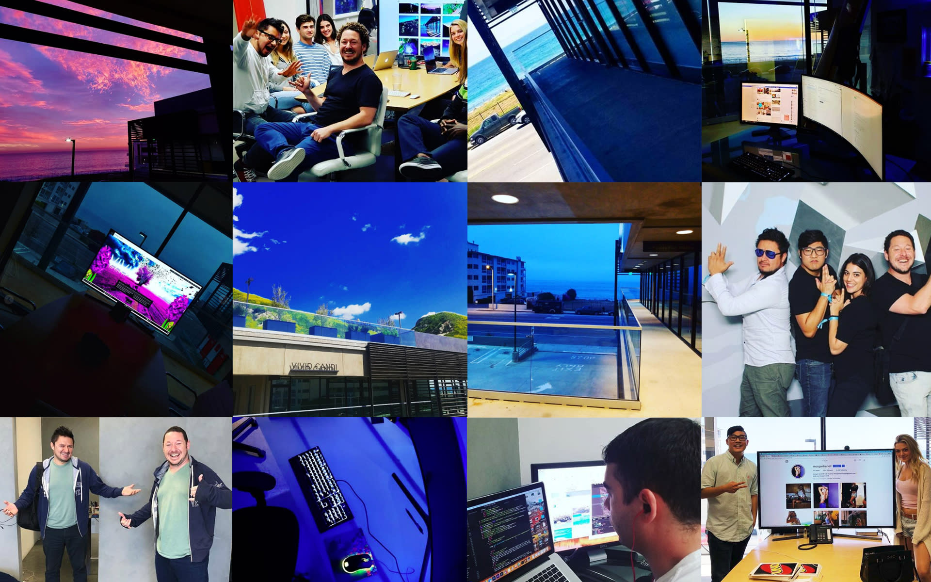 Our agency in a Snapshot =)