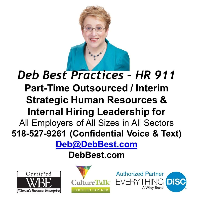 Deb Best Practices Logo and Website