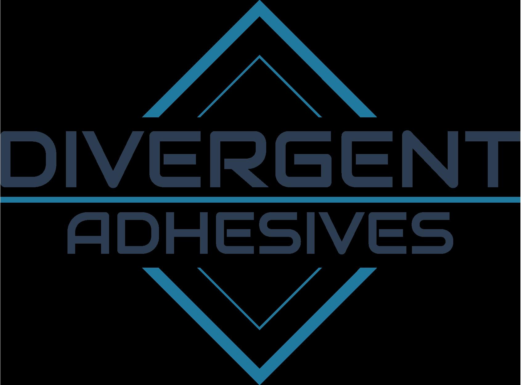 Divergent Adhesives