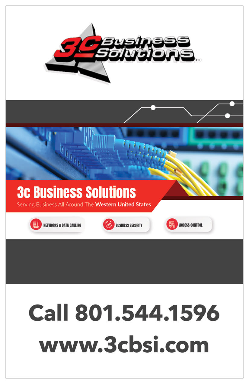 3c Business Solutions | Kaysville Cares Ad