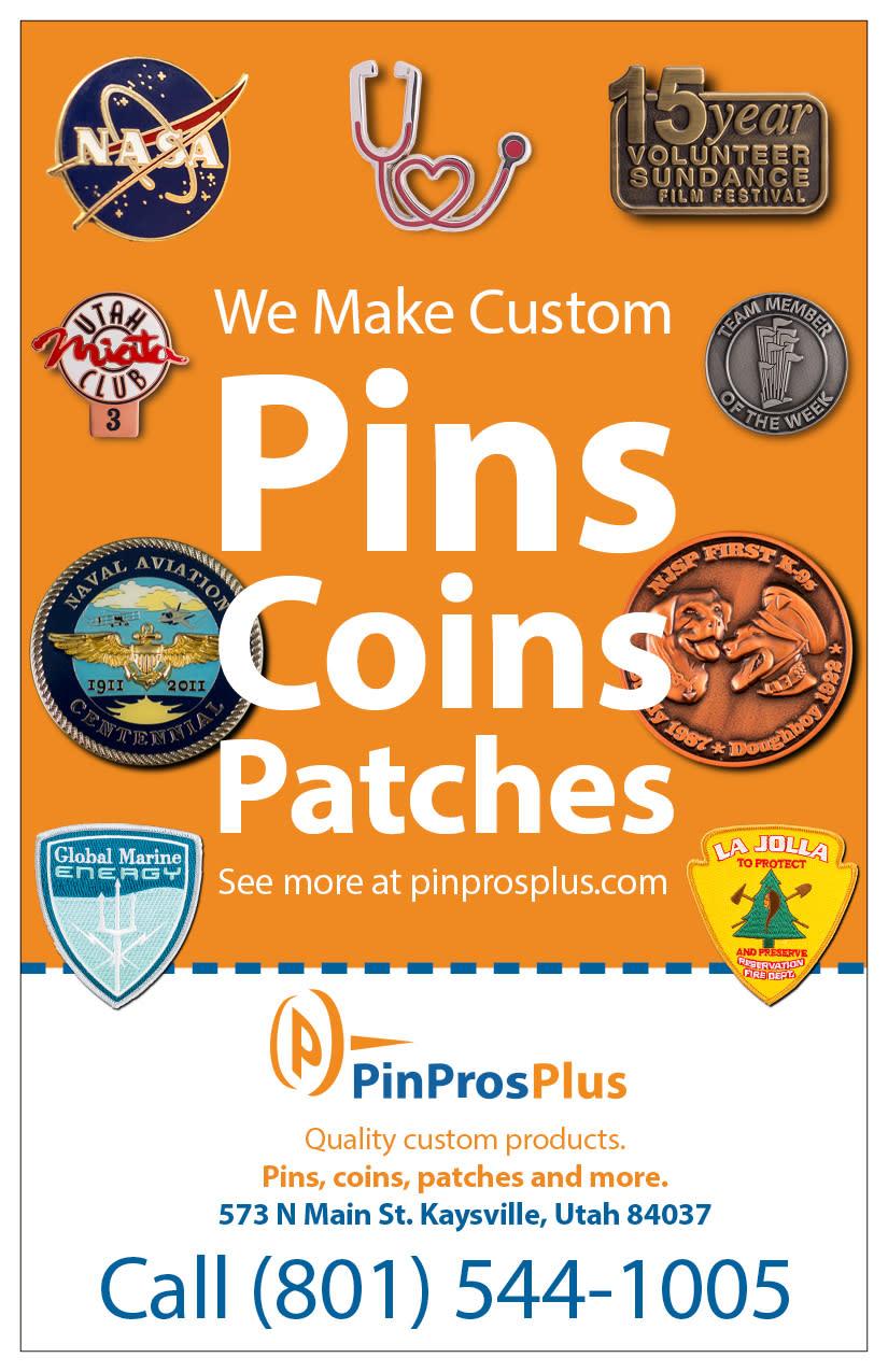 PinProsPlus | Kaysville Cares Ad