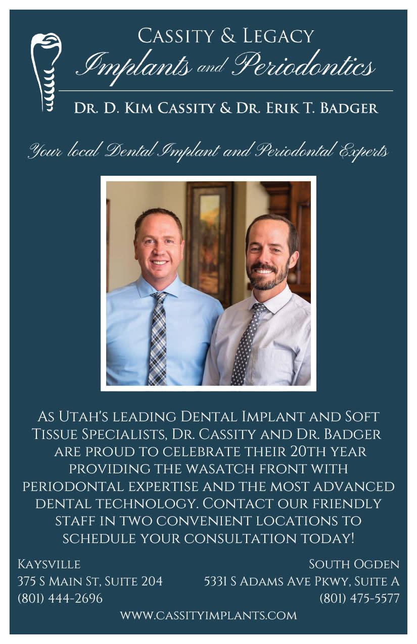 Cassity & Legacy Implants & Periodontics