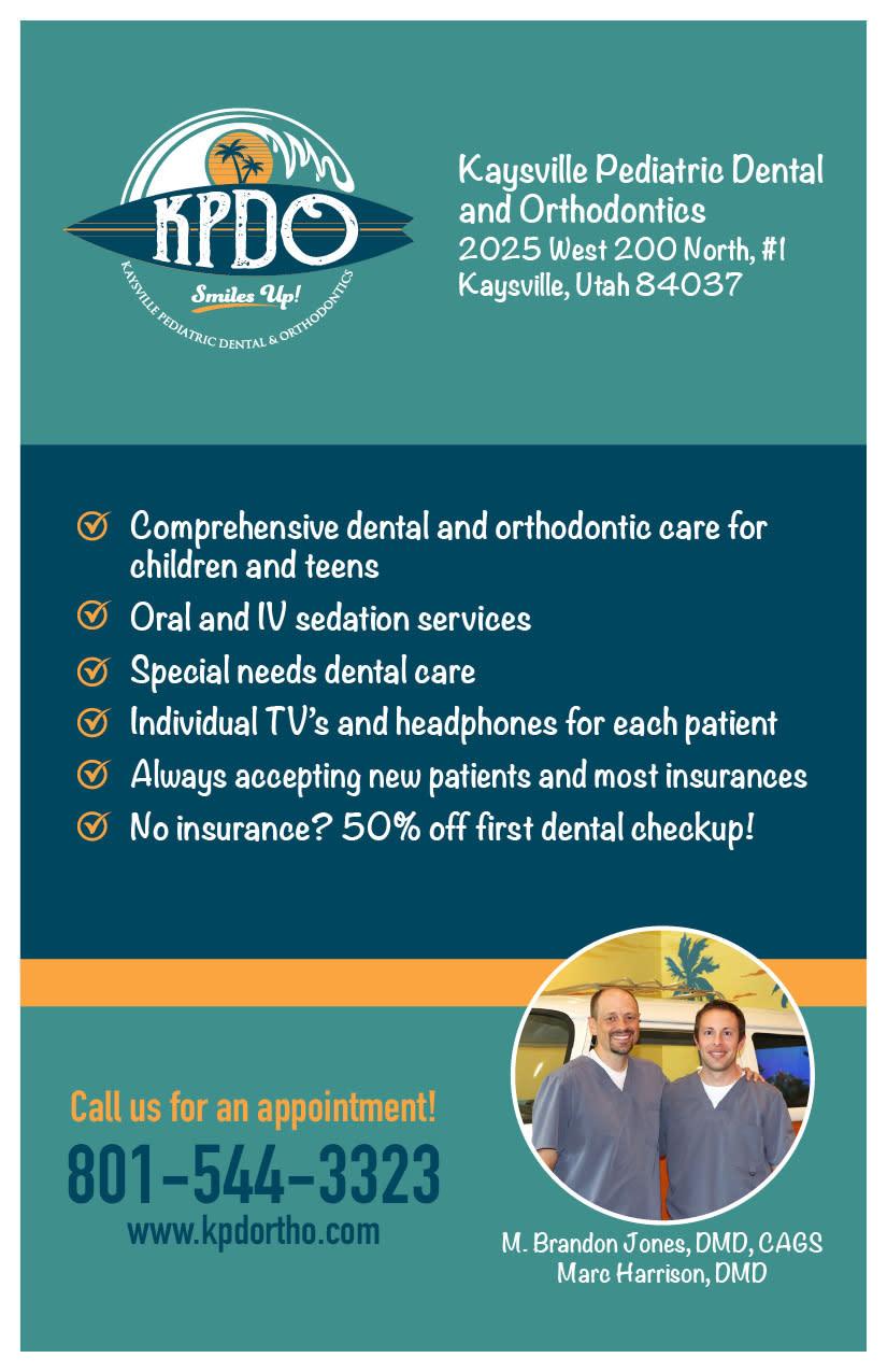 Kaysville Pediatric Dental and Orthodontics