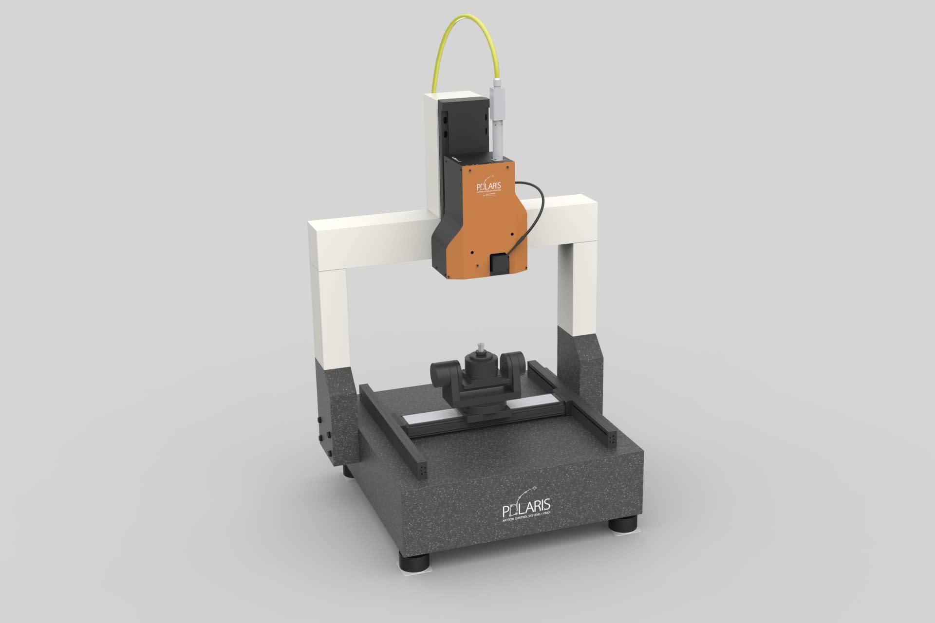 Laser CNC Machine Tool
