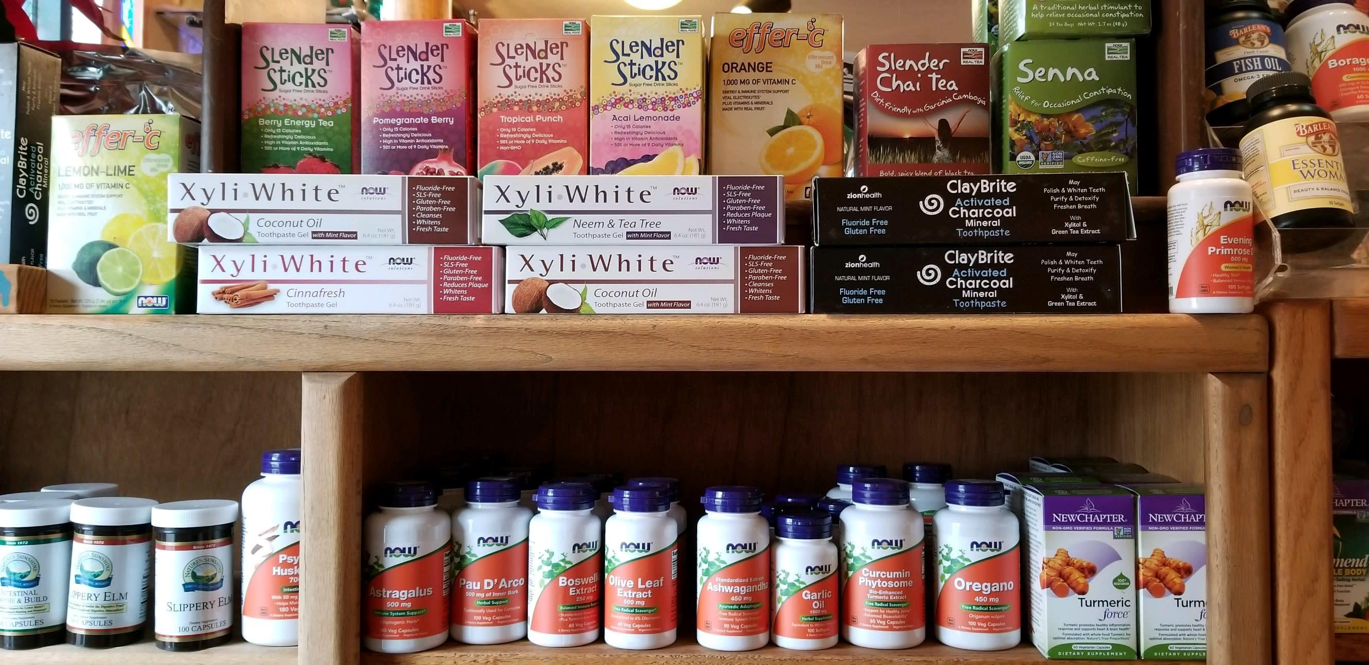 Great selection of Herbal Teas, Herbal Remedies, Vitamins & Minerals