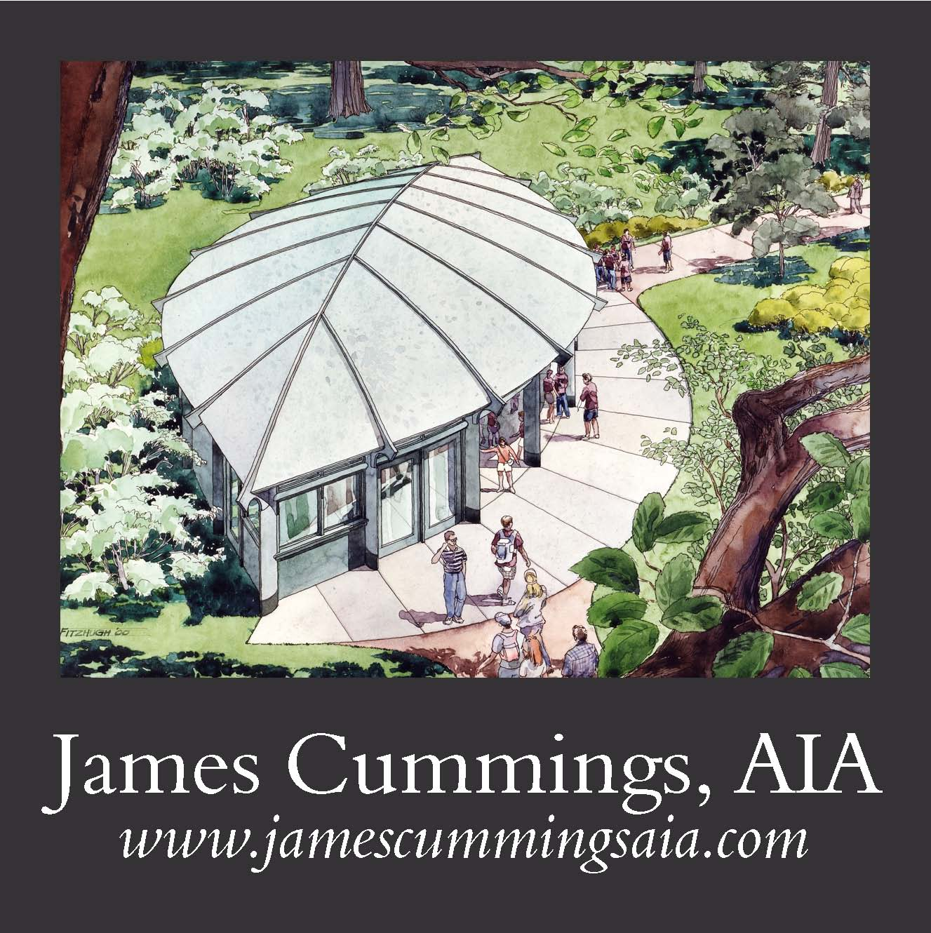 James Cummings, AIA