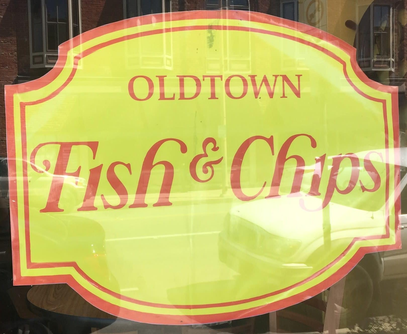 Connect at Lunch - Oldtown Fish and Chips