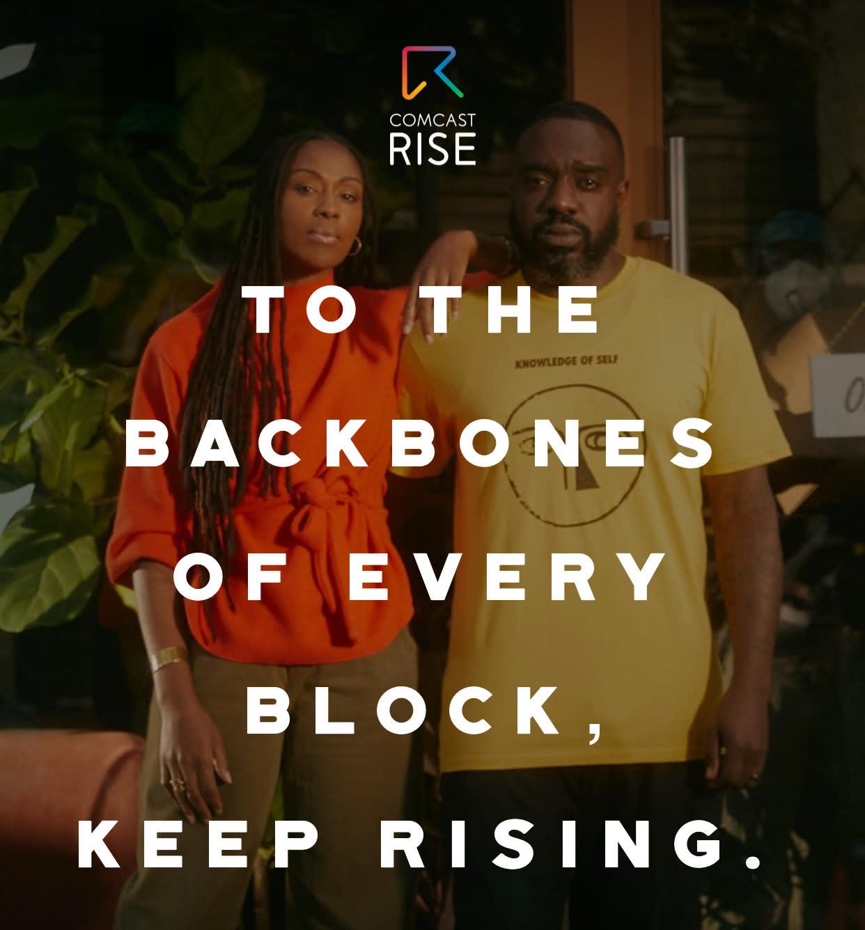 Comcast Rise