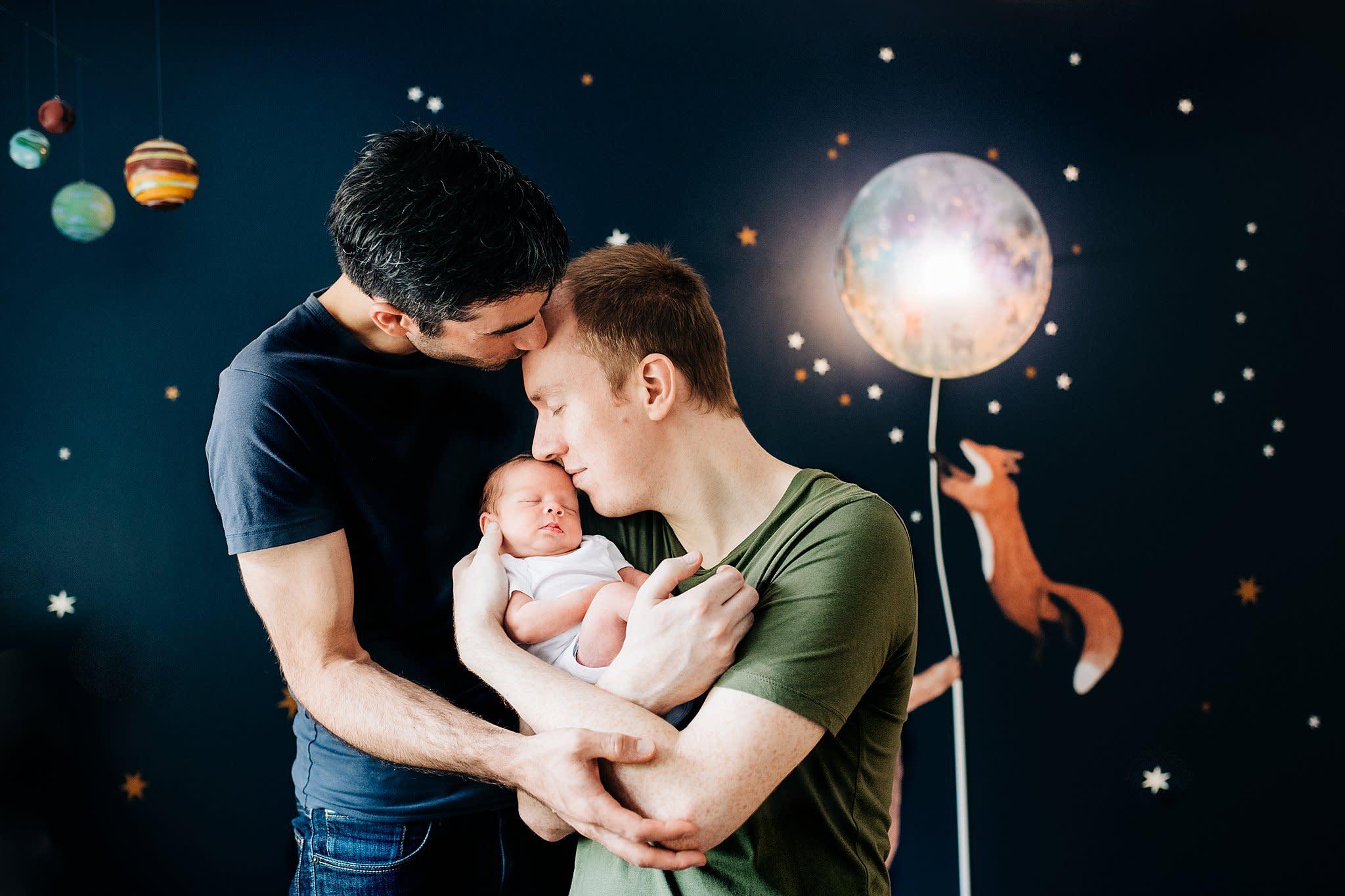 Boston Newborn, Child and family Photographer