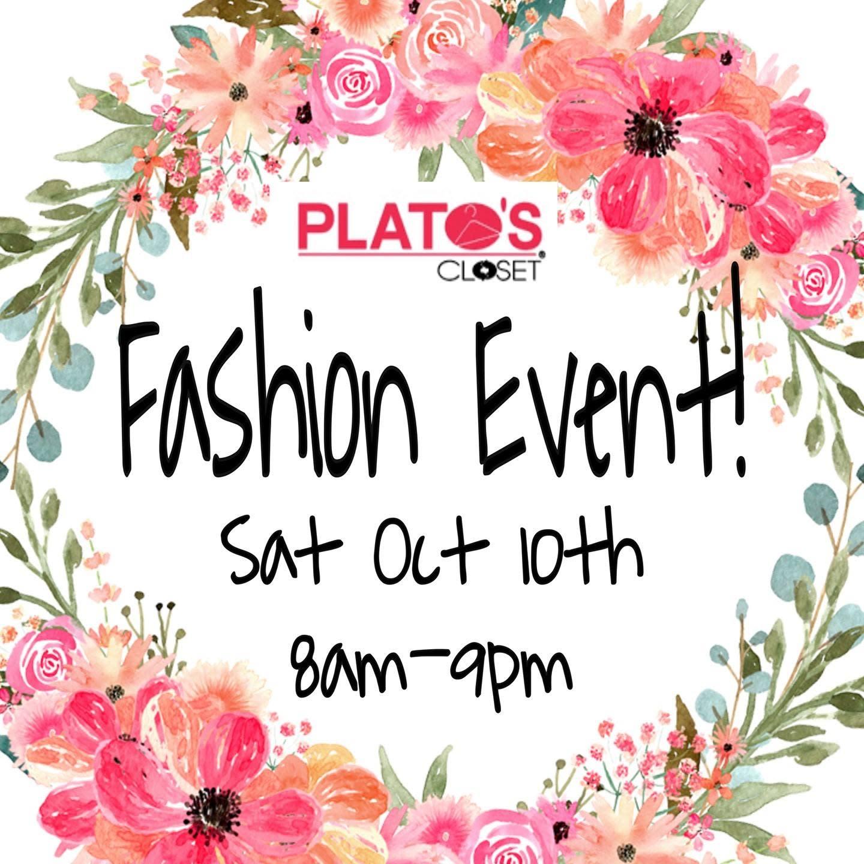 Fashion Event 10/10/2020