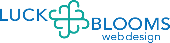 Luck Blooms Logo