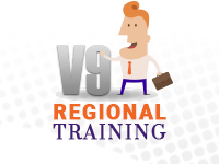 v9 Regional Training - Anchorage, Alaska - August 29 - 30, 2017