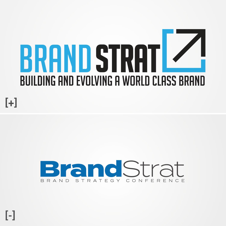 BrandStrat logo redesign