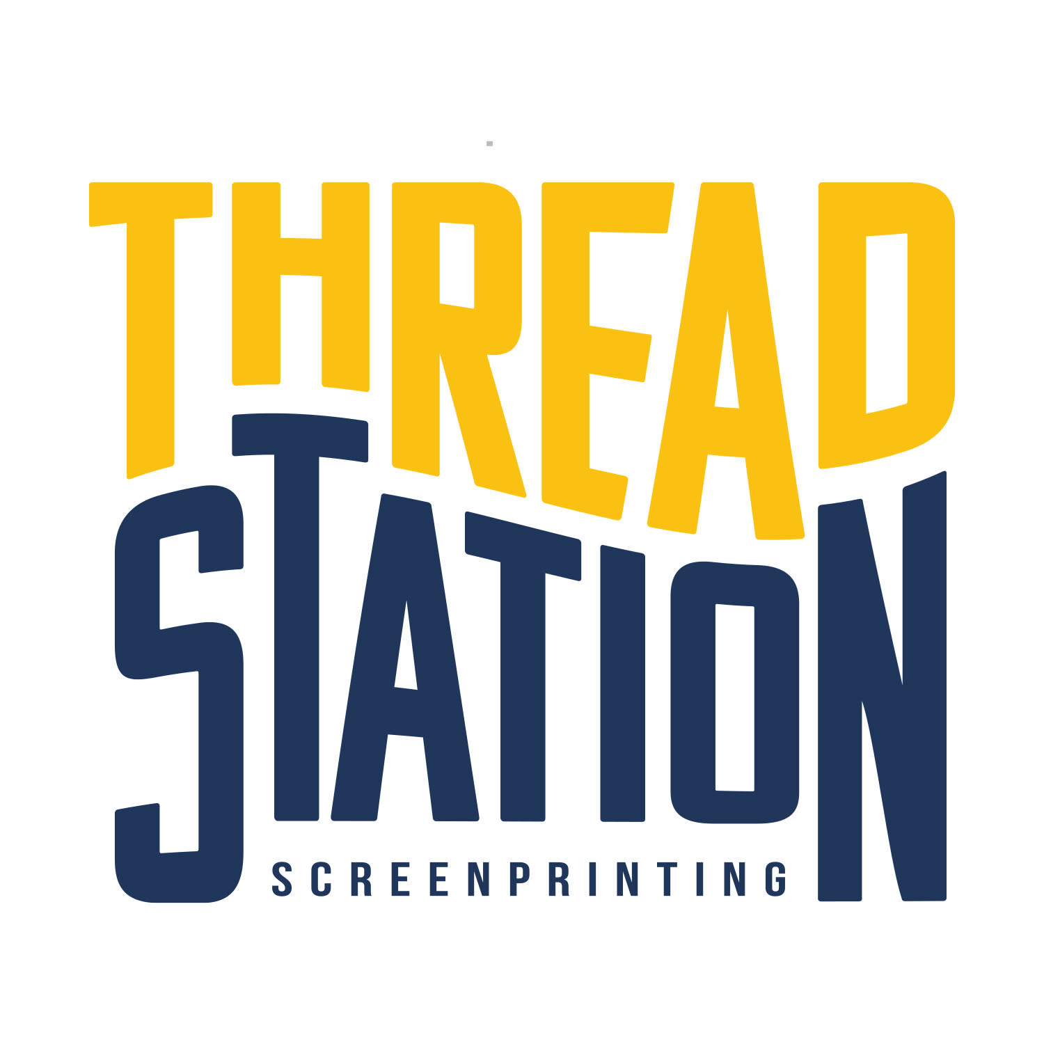 Thread Station Screen Printing