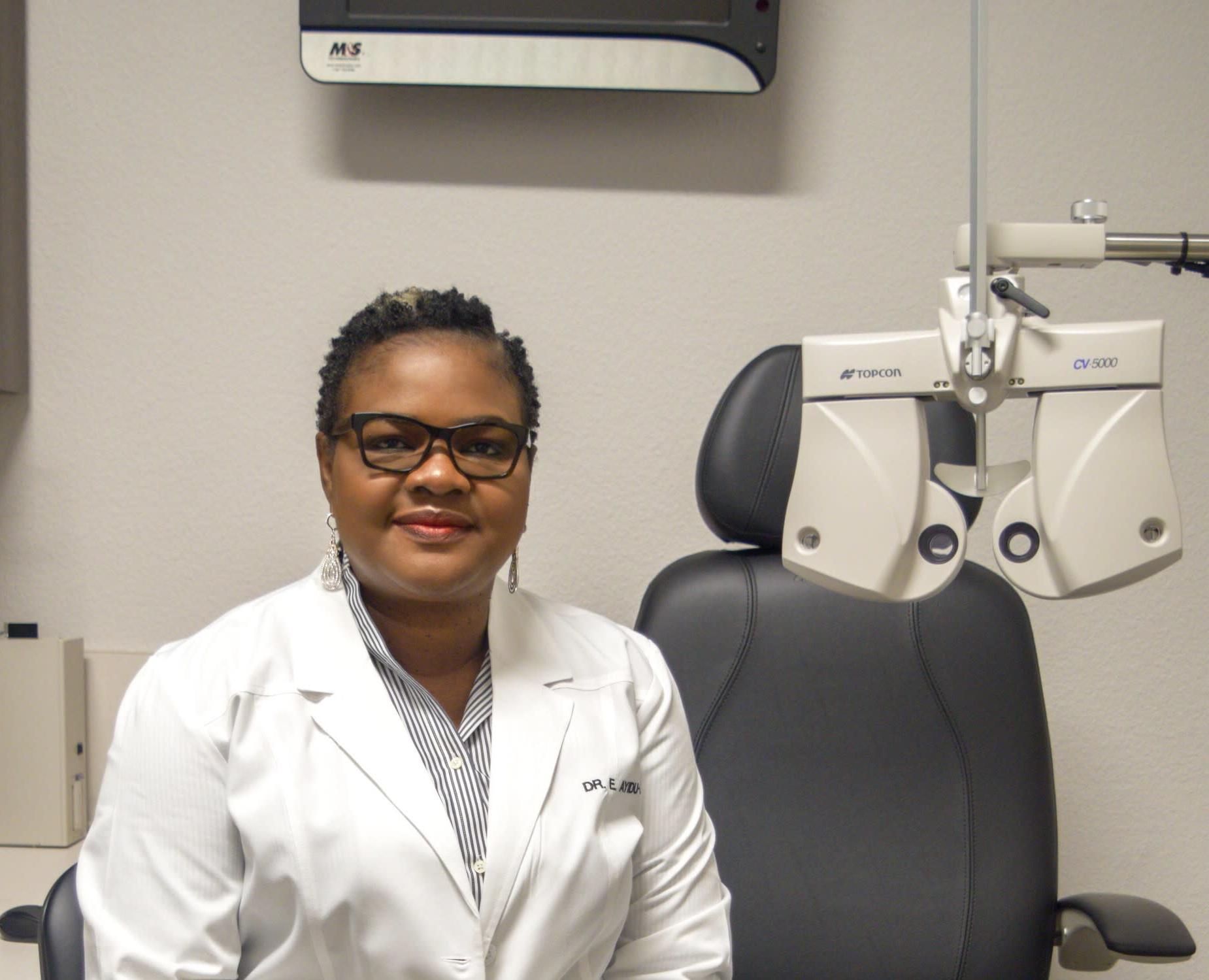 DR. AYIDU-OMO