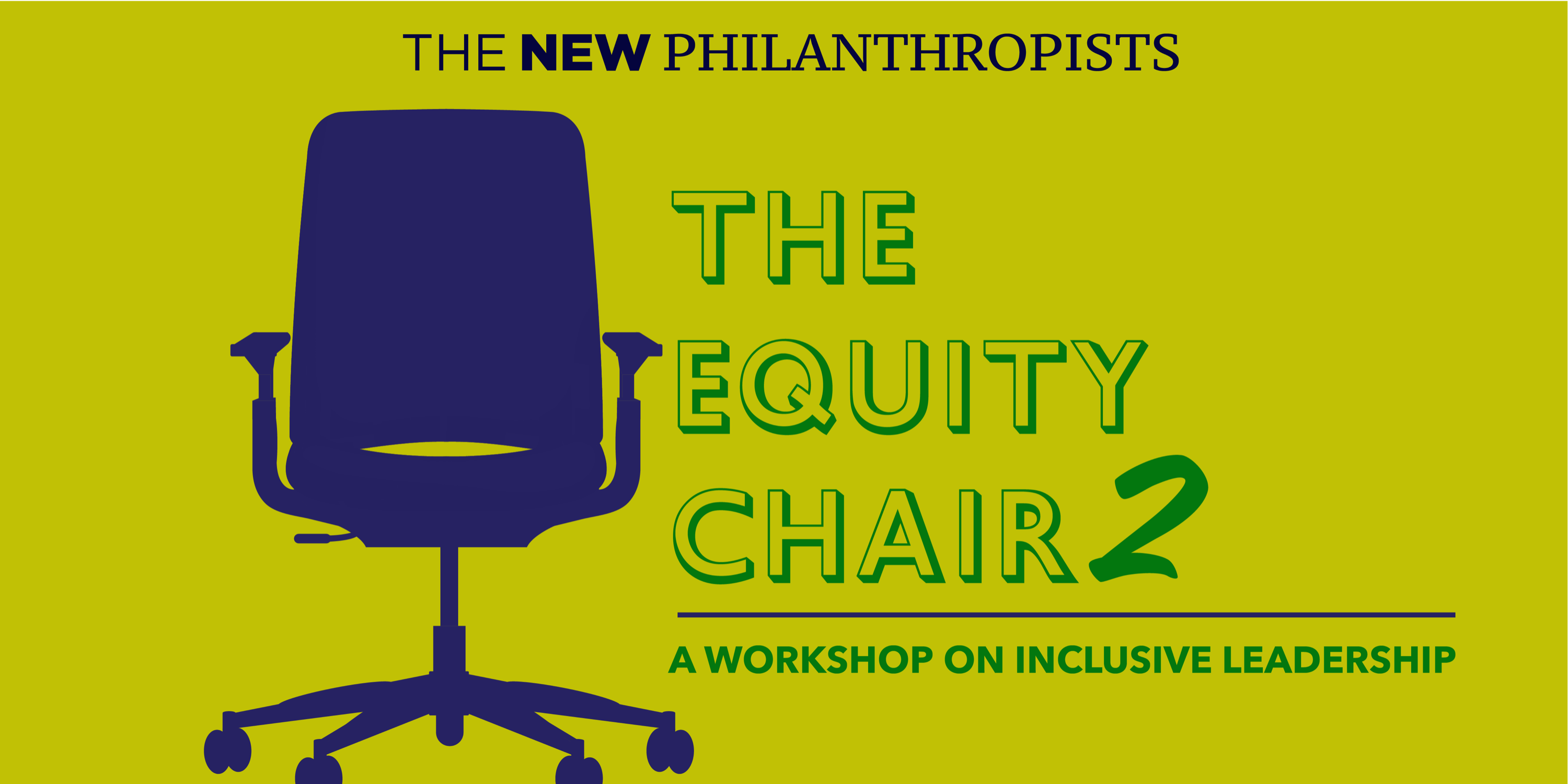 The Equity Chair Part 2 Image