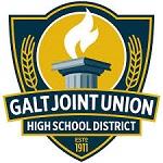 Galt Joint Union High School District logo