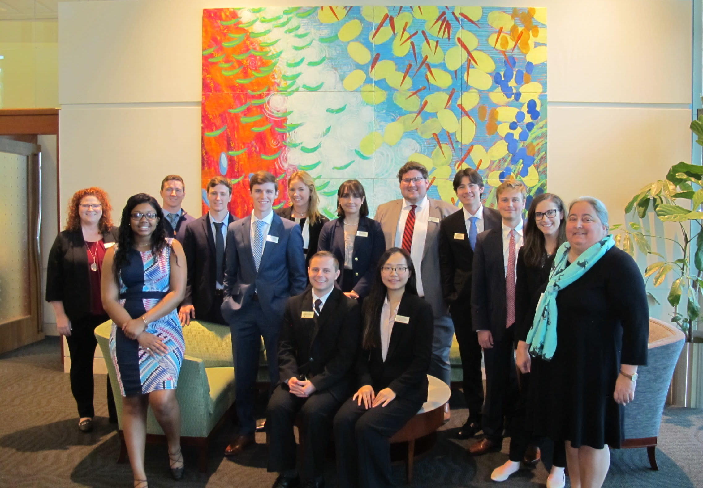 ABIR Hosts University of Georgia (UGA) Students for the seventh annual UGA Bermuda Program