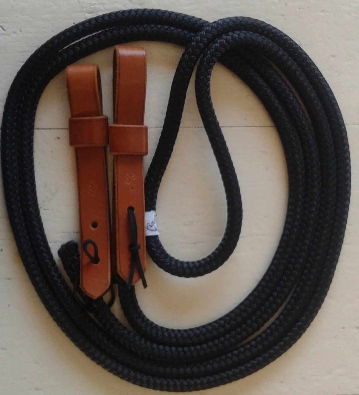 Horsemanship rope reins