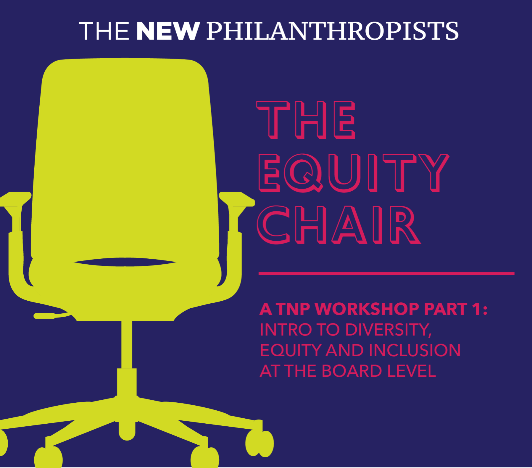 The Equity Chair Part 1 image