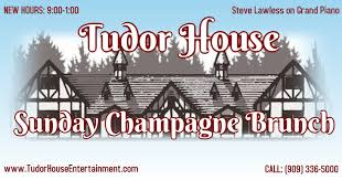 Tudor House Sunday Champagne Brunch