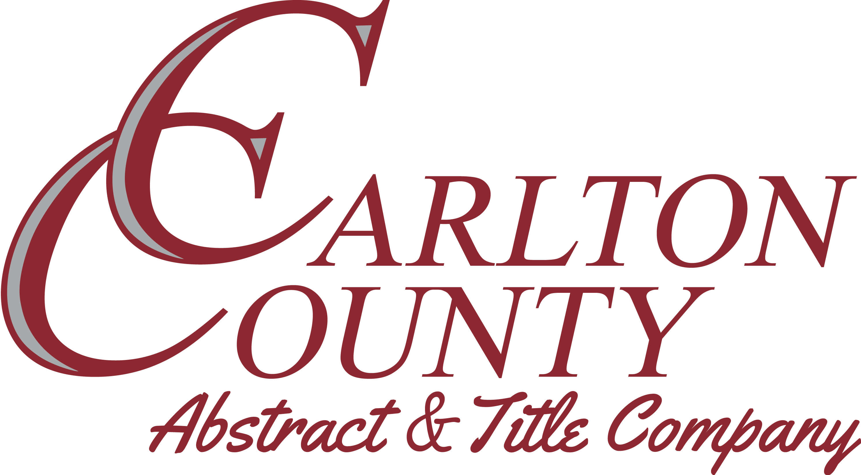Carlton County Abstract & Title Company Logo