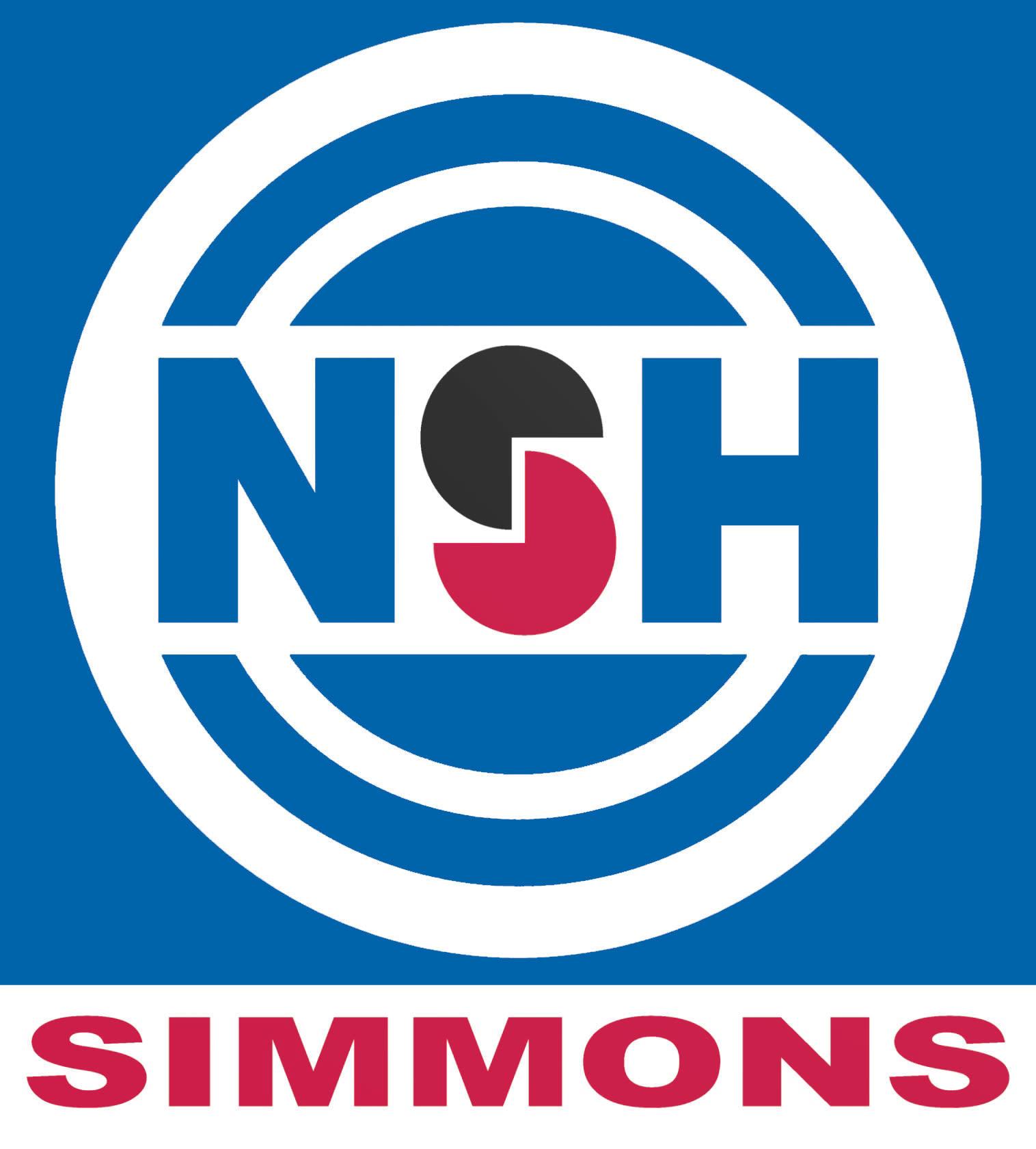 Simmons Machine Tool Corporation's logo - Albany, New York, USA