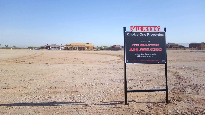 Vacant Building Lots - Arizona