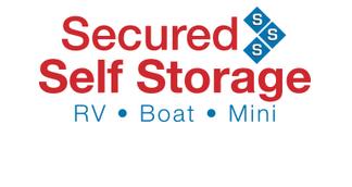 Secured Self Storage (SSS) RV * Boat * Mini logo - June 30 2021