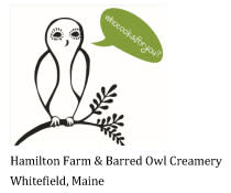 Barred Owl Creamery