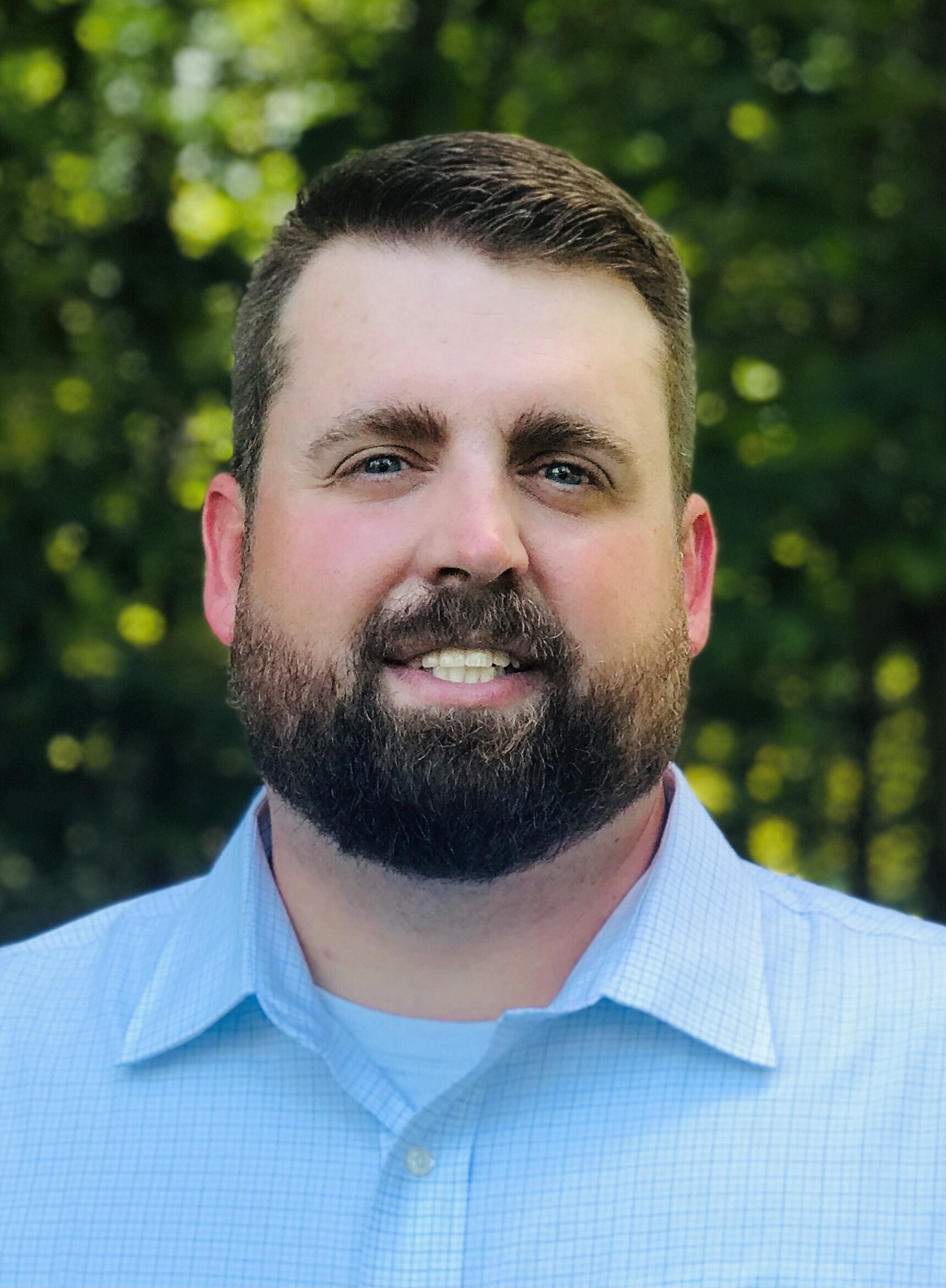Dustin Barnes, Farm Operations Manager, Total Seed Production