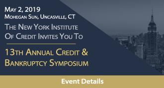 Annual Credit & Bankruptcy Symposium