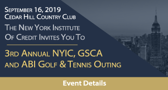 3rd Annual NYIC, GSCA and ABI Golf & Tennis Outing