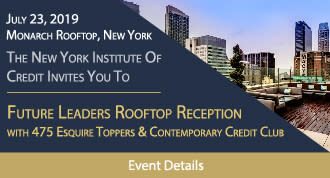 Future Leaders Rooftop Reception with 475 Esquire Toppers and Contemporary Credit Club