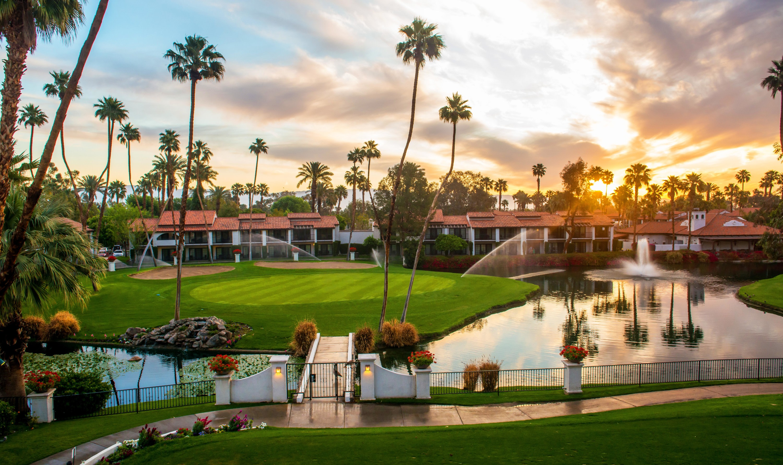Rancho Las Palmas Resort