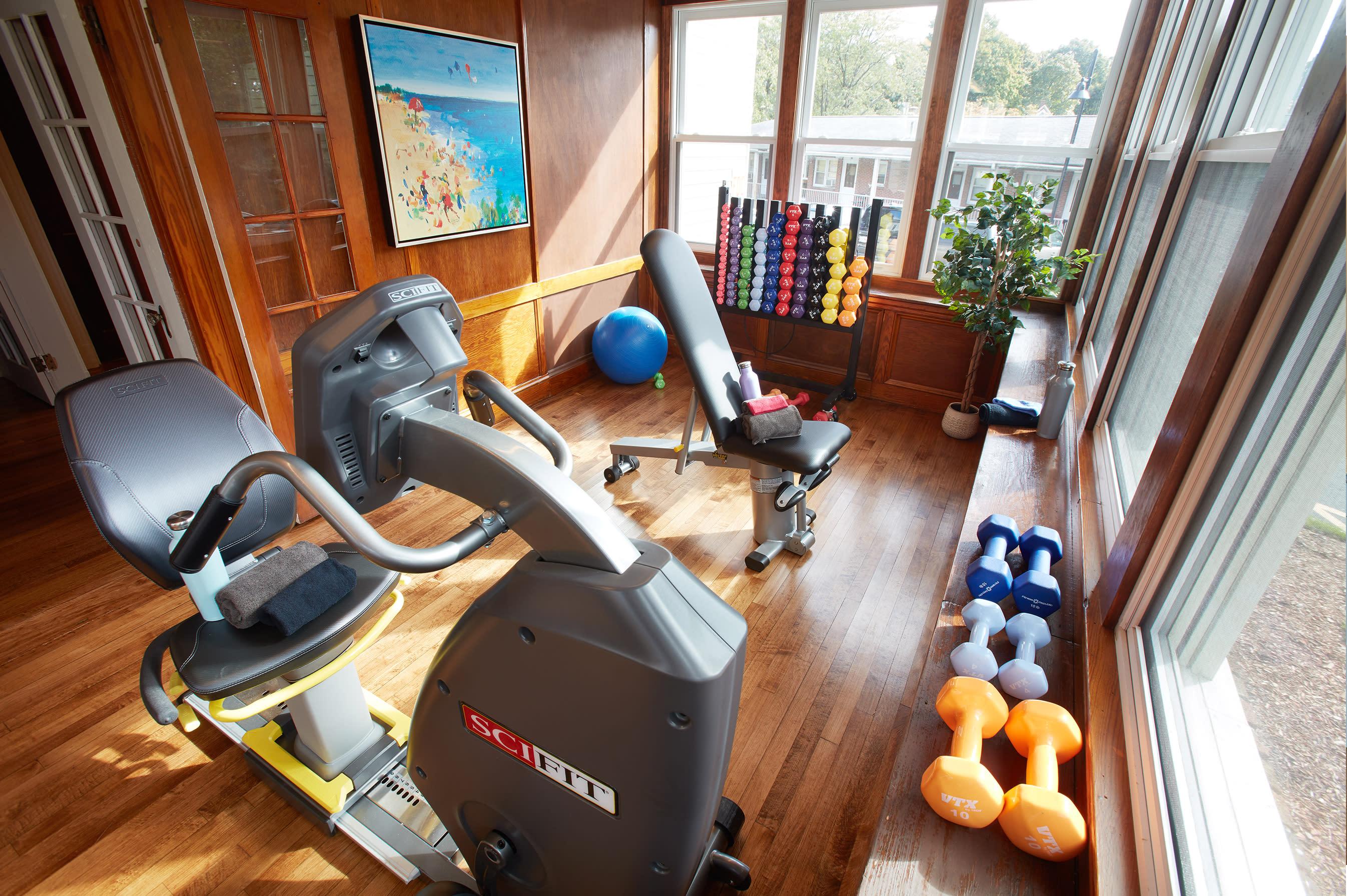 Forestdale Park fitness