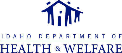 State of Idaho Department of Health and Welfare