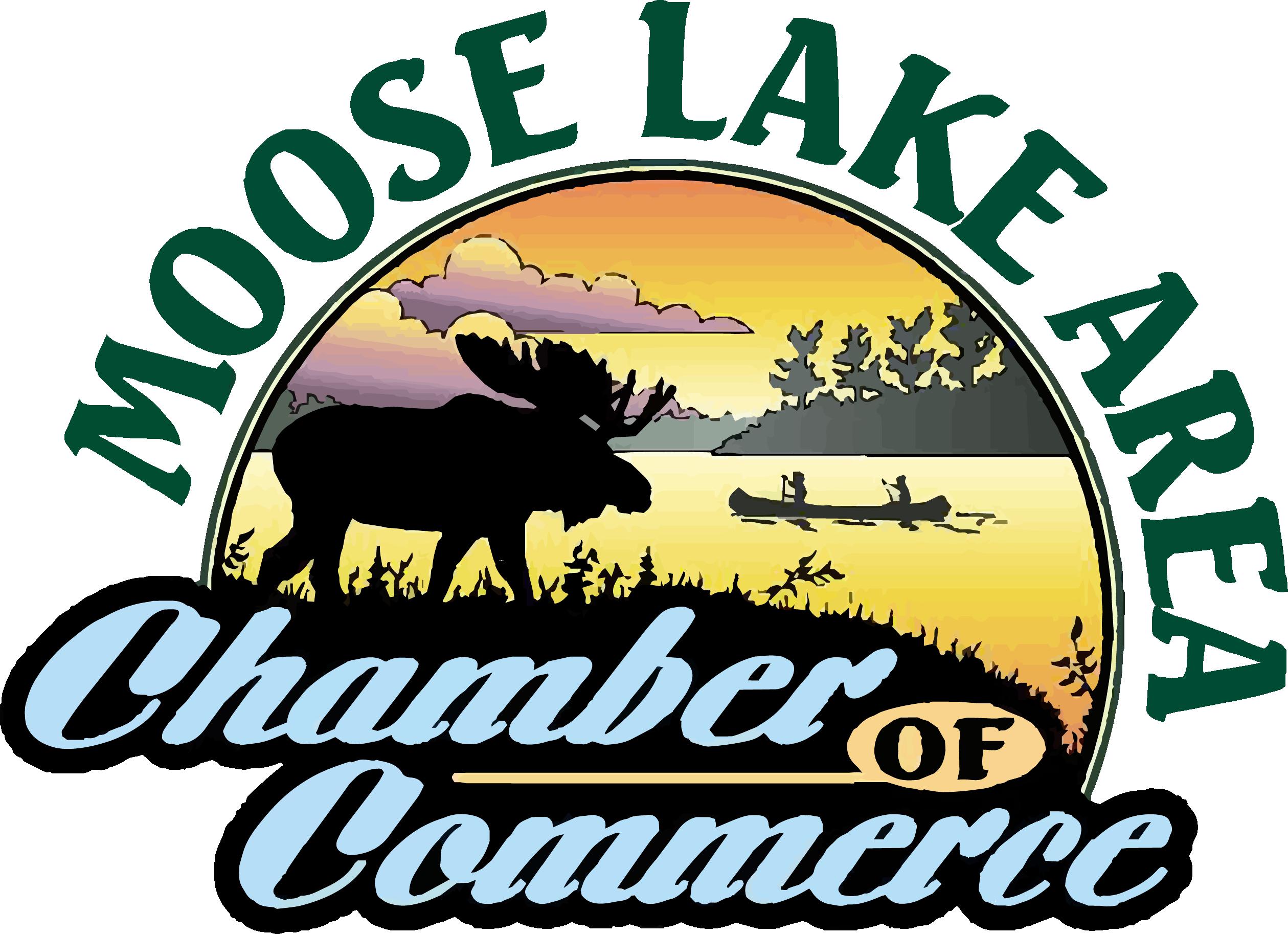 Moose Lake Area Chamber Logo