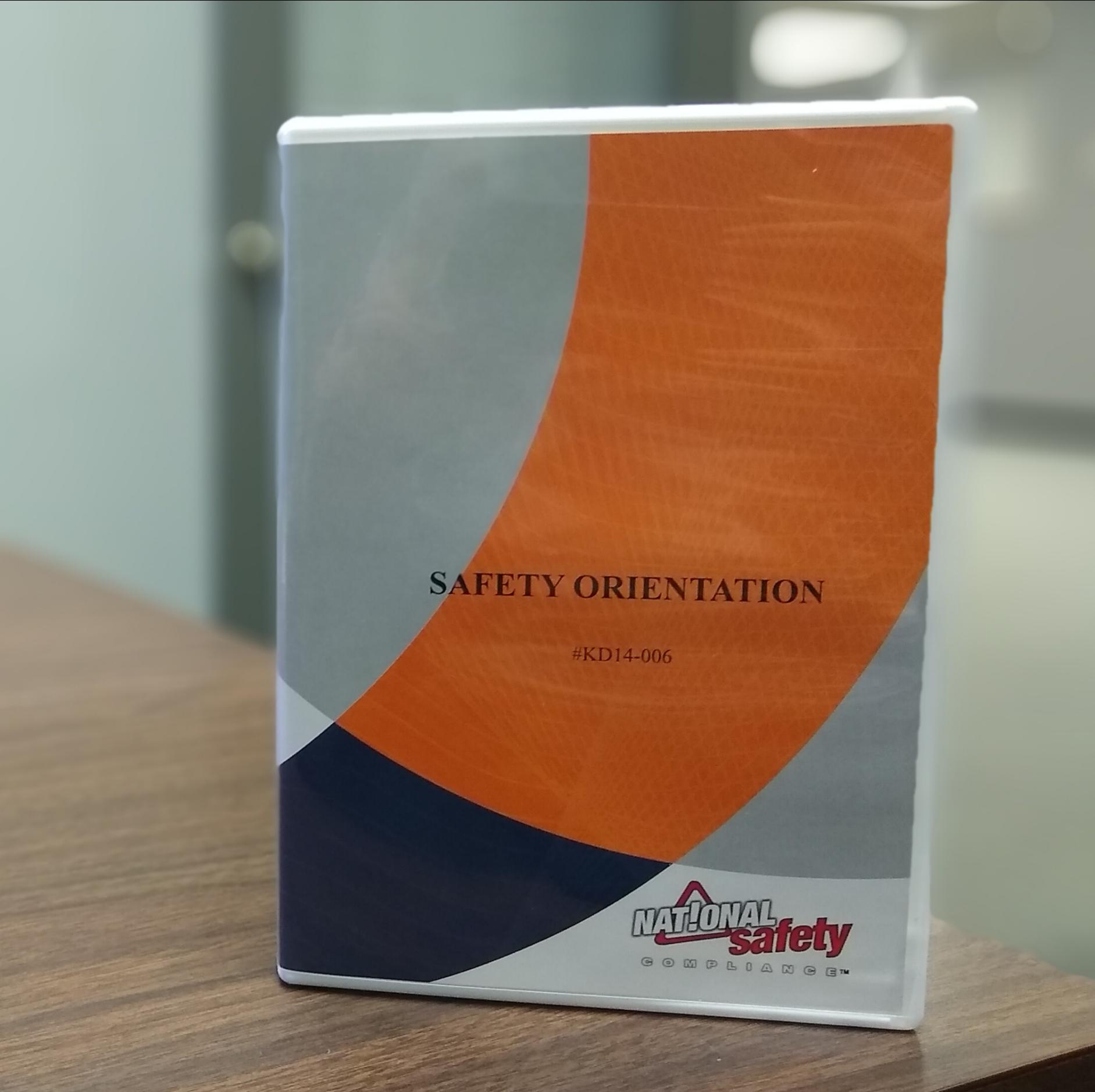 Safety Orientation Program