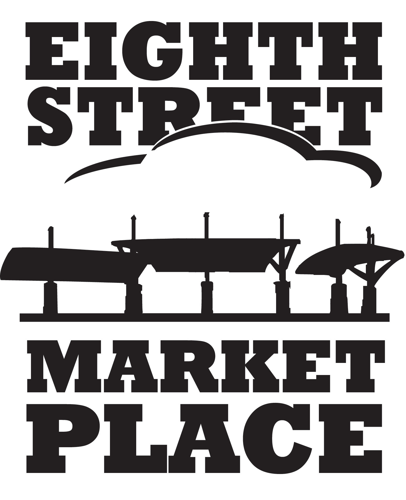 8th Street Market Place logo