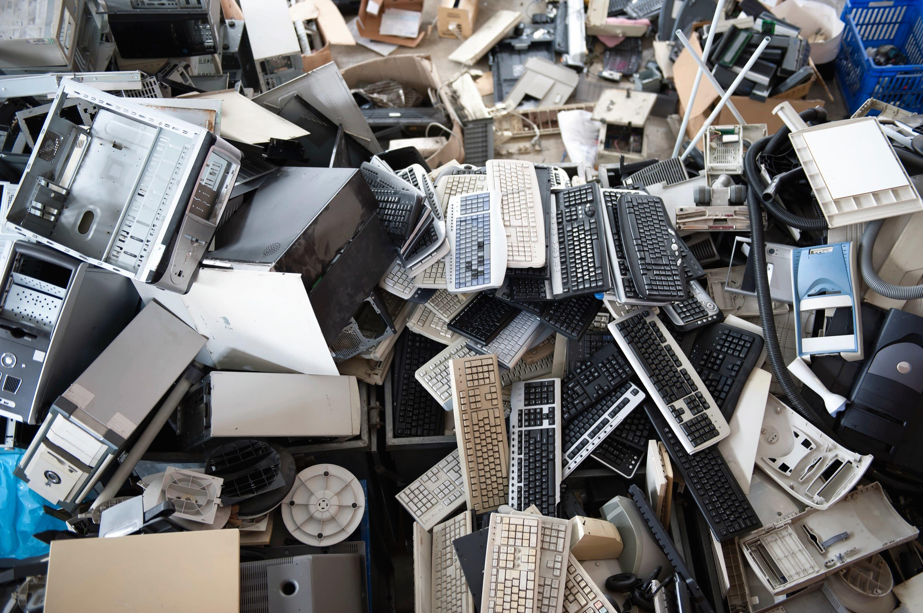 Electronics Shredding & Recycling Event