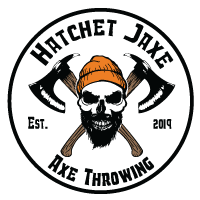 Hatchet Jaxe Axe Throwing | Logo