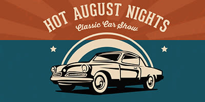 Hot August Nights Car Show