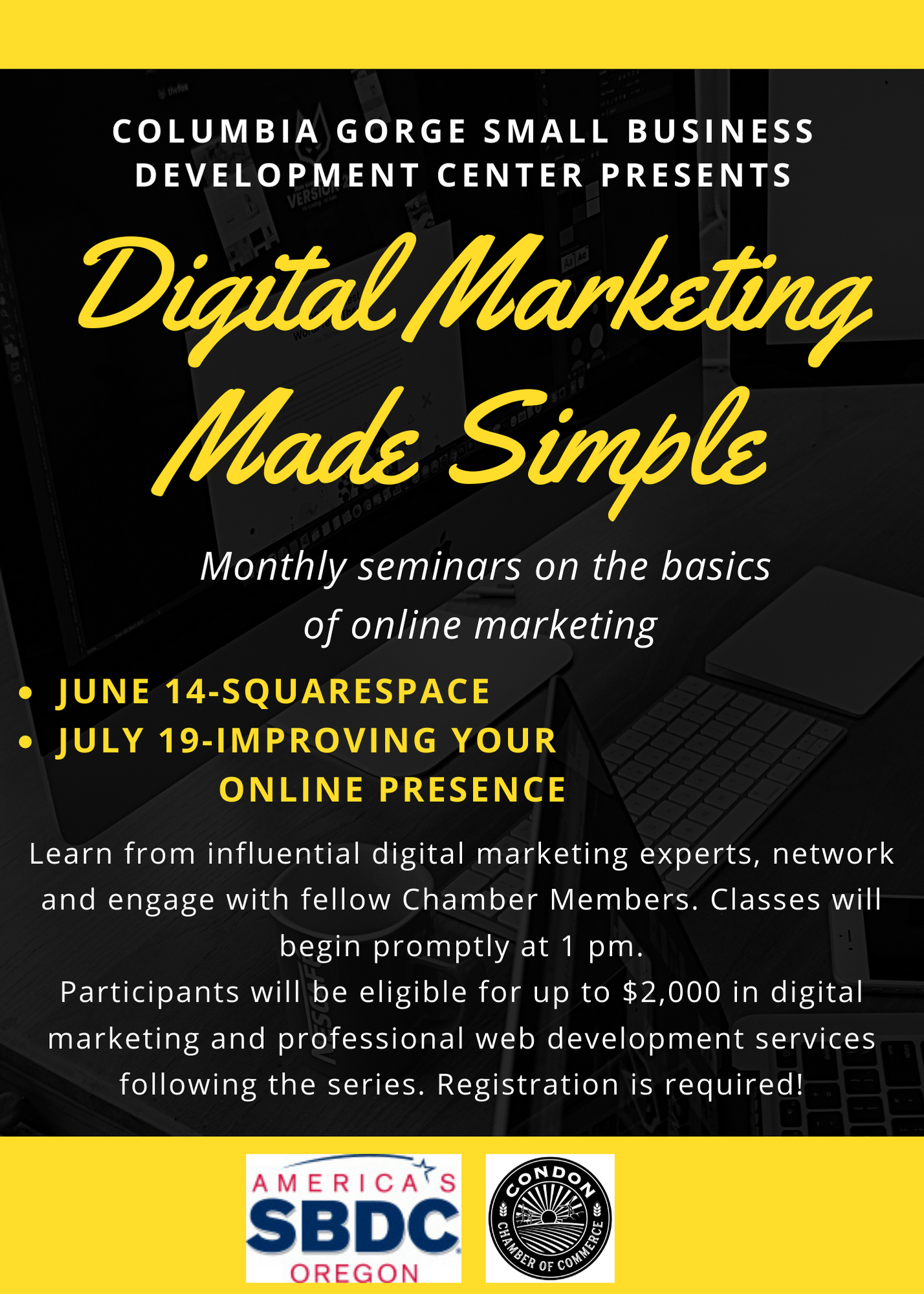 Digital Marketing- Squarespace